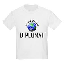 World's Greatest DIPLOMAT T-Shirt