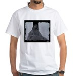 New Orleans cemetery statue White T-Shirt