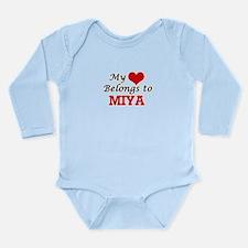 My heart belongs to Miya Body Suit