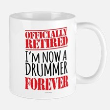 Retired Drummer Mugs