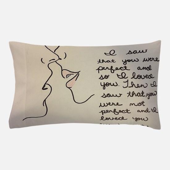 Sweet Kiss Pillow Case