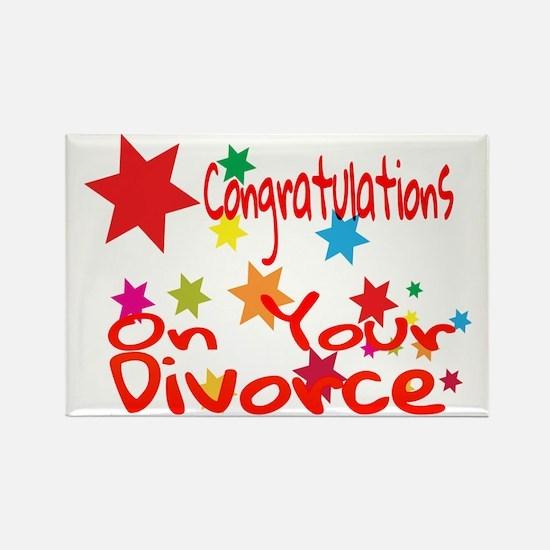 Cute Congratulations Rectangle Magnet