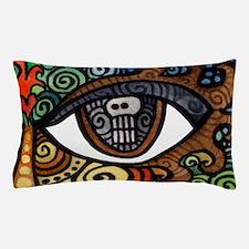 Cute Evil eye Pillow Case
