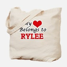My heart belongs to Rylee Tote Bag