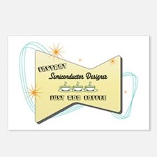 Instant Semiconductor Designer Postcards (Package