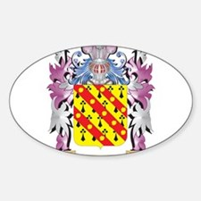 Medellin Coat of Arms - Family Crest Decal