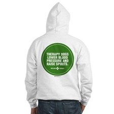 Therapy Dogs Spirit Hoodie