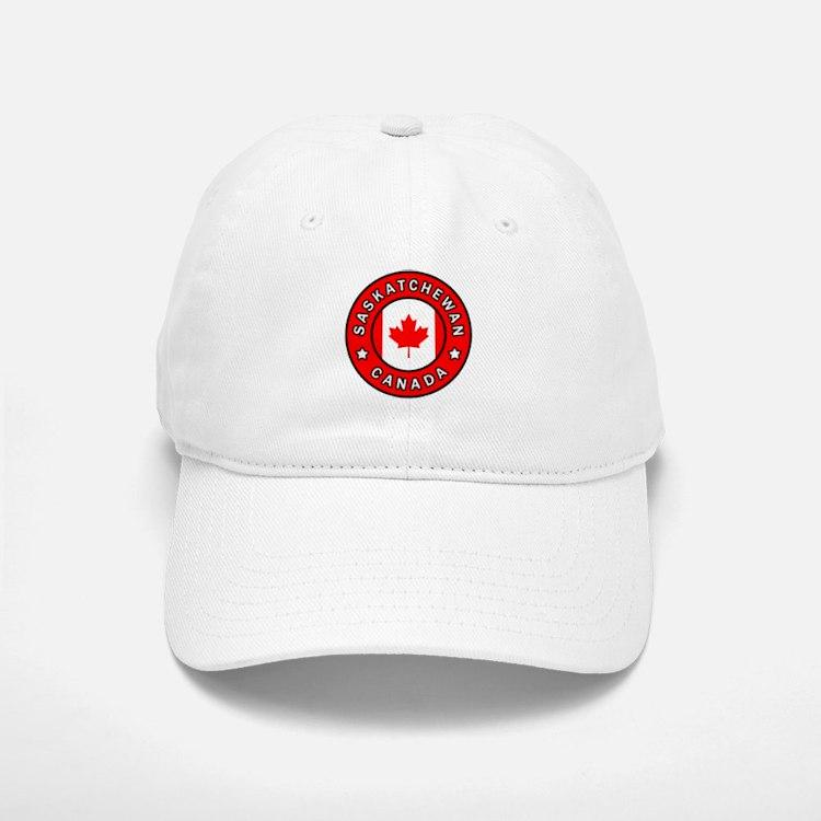 Saskatchewan Canada Baseball Baseball Cap