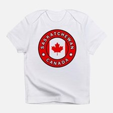 Saskatchewan Canada Infant T-Shirt