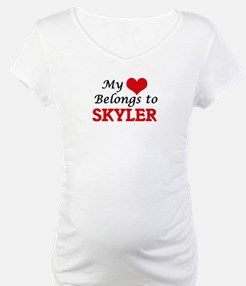 My heart belongs to Skyler Shirt