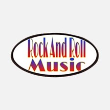 Rock And Roll Music Patch