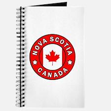 Nova Scotia Canada Journal