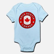 Nova Scotia Canada Body Suit