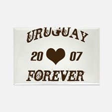 Uruguay forever Rectangle Magnet