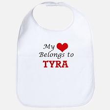 My heart belongs to Tyra Bib