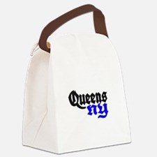 Queens NY Canvas Lunch Bag