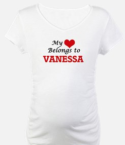 My heart belongs to Vanessa Shirt