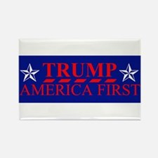 Trump America First Magnets