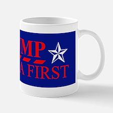 Trump America First Mugs