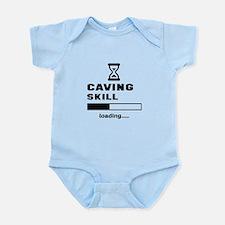 Caving Skill Loading.... Infant Bodysuit