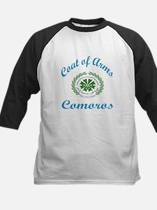 Coats of Arms Comoros Tee