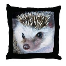 Hedghog Throw Pillow