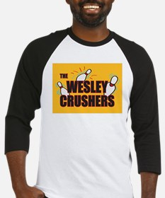 2-the-wesley-crushers Baseball Jersey
