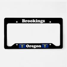 Brookings OR - LPF License Plate Holder
