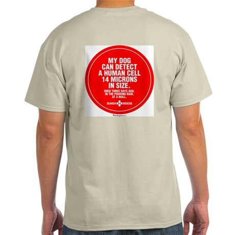 14 Microns Light T-Shirt