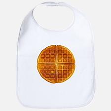 Original Photo of a Waffle Bib