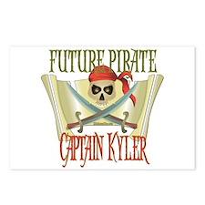 Captain Kyler Postcards (Package of 8)