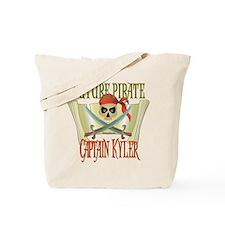 Captain Kyler Tote Bag