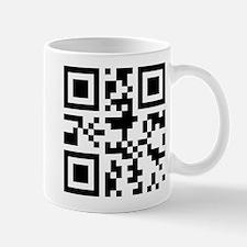 Its a Boy! QR Code Large Mugs
