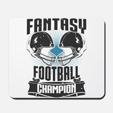 Fantasy Football Champion Mousepad