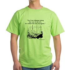 Cigar Smoker IV T-Shirt