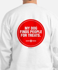 Treats Sweatshirt