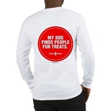 Treats Long Sleeve T-Shirt