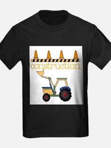 Front End Loader Kids T-Shirt