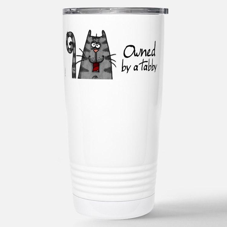Cute The grey lady Travel Mug