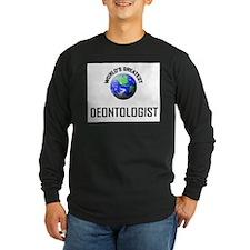 World's Greatest DEONTOLOGIST T