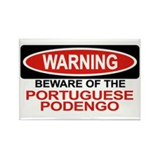 PORTUGUESE PODENGO Rectangle Magnet