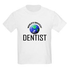 World's Greatest DENTIST T-Shirt