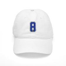FI Finland Suomi Hockey 8 Baseball Cap