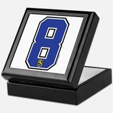 FI Finland Suomi Hockey 8 Keepsake Box