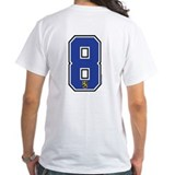 Finland Mens White T-shirts