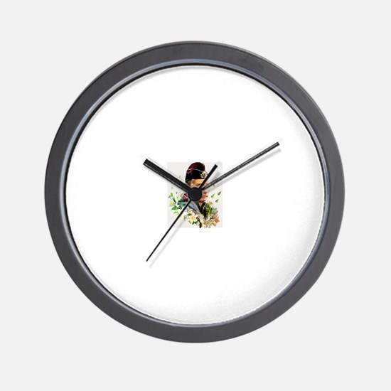 Vladimir Putin Wall Clock