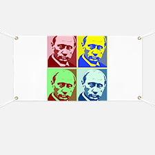 Vladimir Putin Banner