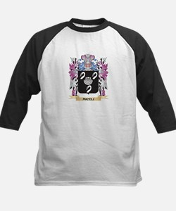 Miceli Coat of Arms - Family Crest Baseball Jersey