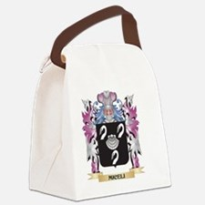 Miceli Coat of Arms - Family Cres Canvas Lunch Bag