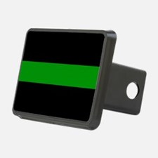 The Thin Green Line Hitch Cover